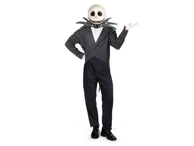 Adult Jack Skellington Deluxe Costume Disguise 5761