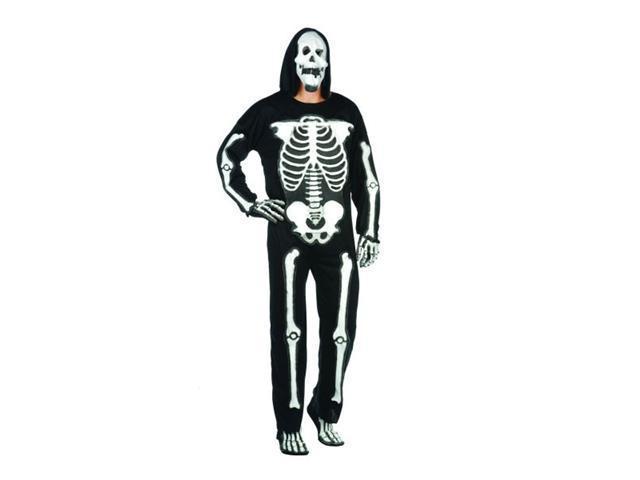 3 - D Eva Skeleton With Gloves