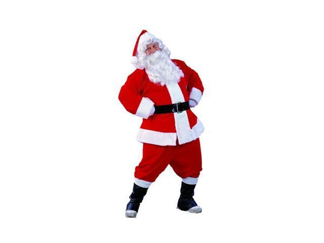 Santa Suit - Velour