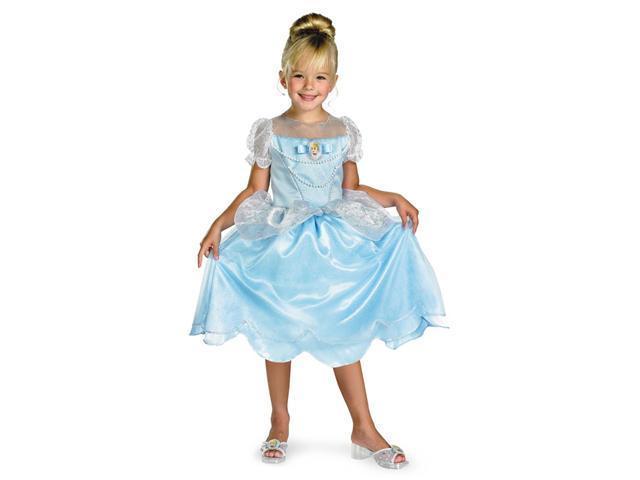 Child Cinderella Costume Disguise 50483