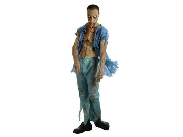 Mens the Walking Dead Patient Costume