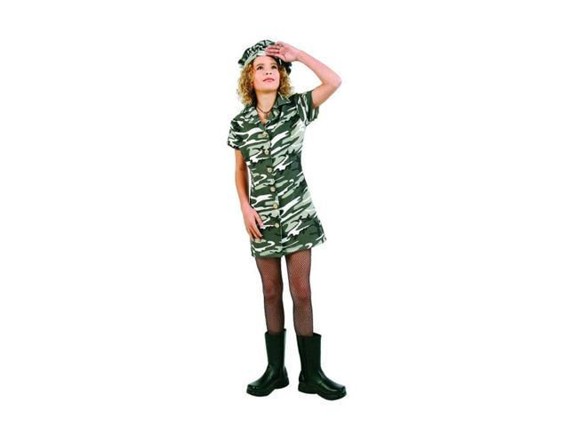 Juniors Special Mission Camouflage Costume