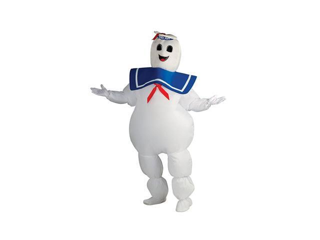 Men's Inflatable Stay Puft Ghostbusters Costume