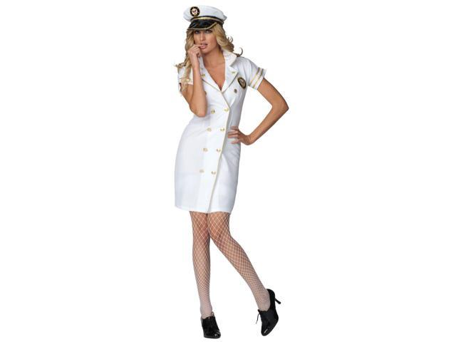 Admiral Audrey Wht Pinup