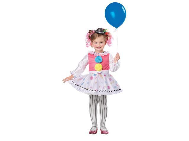 Bubbles The Clown/Toddler