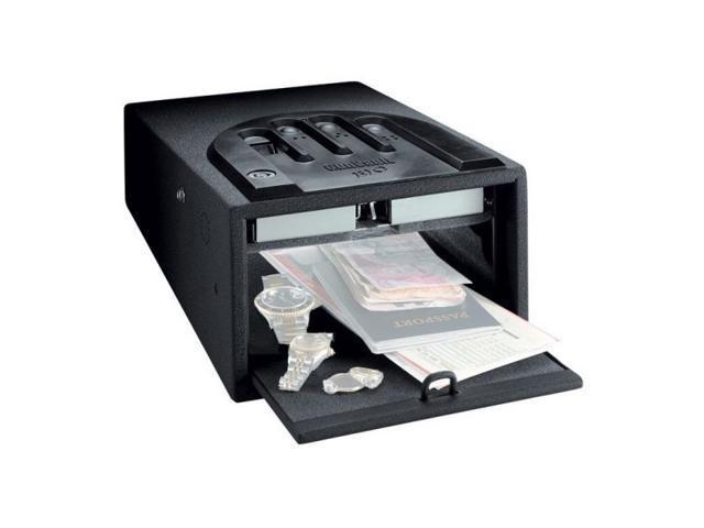 GunVault Bio Vault GVB1000 Biometric Pistol Safe w/ Fingerprint Recognition