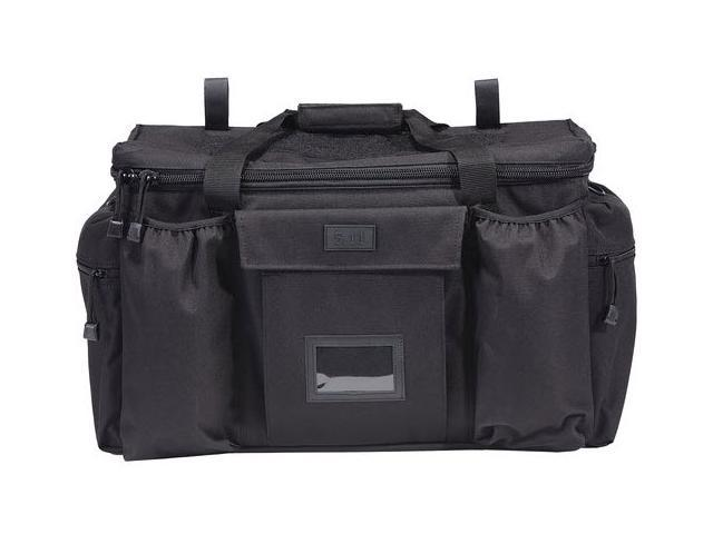 PATROL READY Bag, Polyester, Black, 5.11 Tactical, 59012