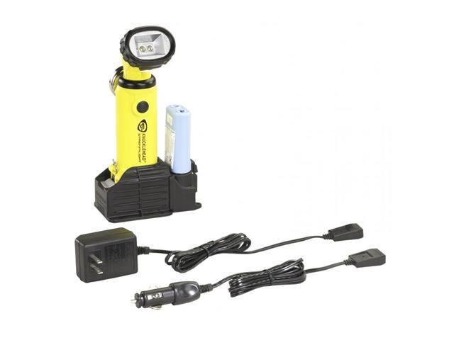 90627 Knucklehead Battery Powered Flashlight (Yellow)