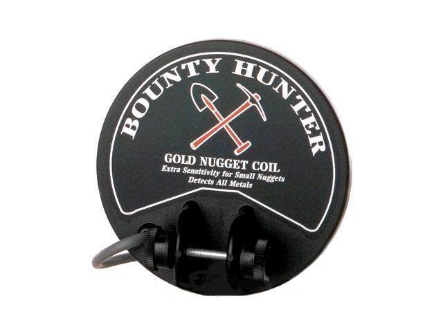 Bounty Hunter 4 inch Gold Nugget Coil