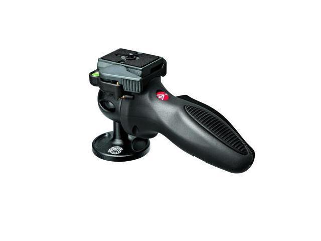 Manfrotto Joystick Light Duty Grip Ball Head, Magnesium Body Shell