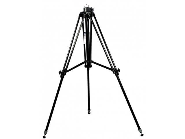 Manfrotto Black Aluminum Studio Pro Triman Tripod W/Geared Column 028B
