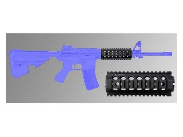 Troy 7 in. Modular Rail Forend Drop in for M4/M16/AR15 Carbines - Black