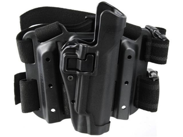 BlackHawk Level 2 SERPA Tactical Holster RH Black Sig 220 226 228 229 430506BK-R