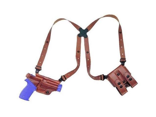 Galco Miami Classic Shoulder Holster RH Tan 4.5