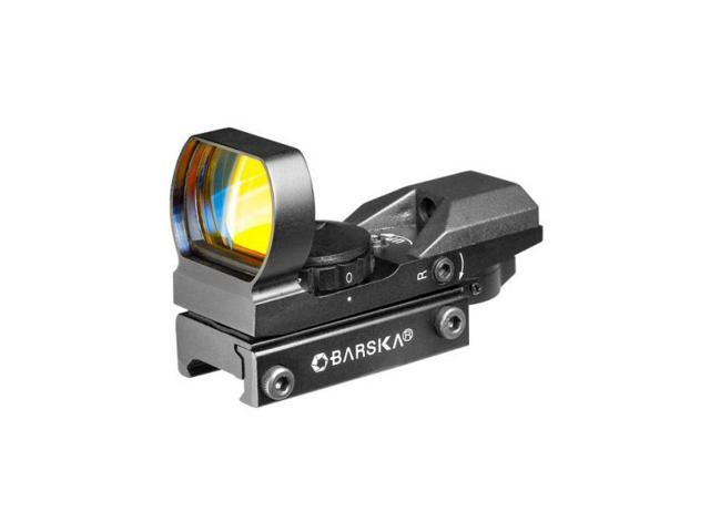 Barska Multi-Reticle 1x Electro Sight