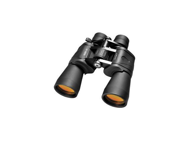 Barska 10-30x50 Gladiator Zoom Ruby Lens Porro BK-7 Prism Binoculars, Black - Cl
