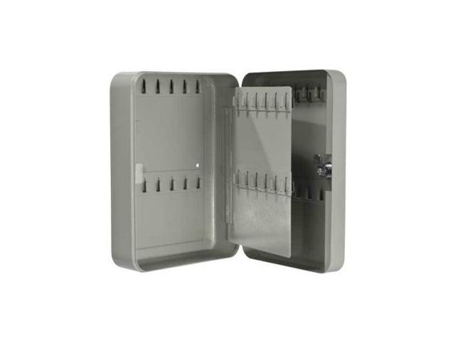 Barska Wall-Mounted Key Safe Lock Box, 105 Key Capacity