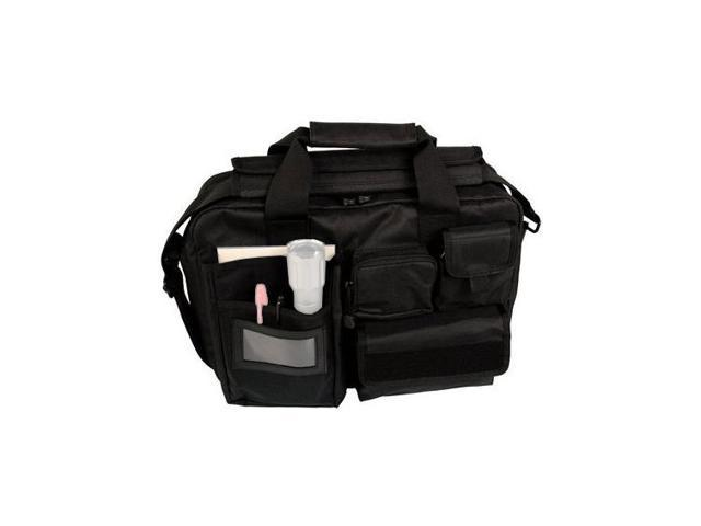 Uncle Mikes Tactical Briefcase with hang tag, Large, Black