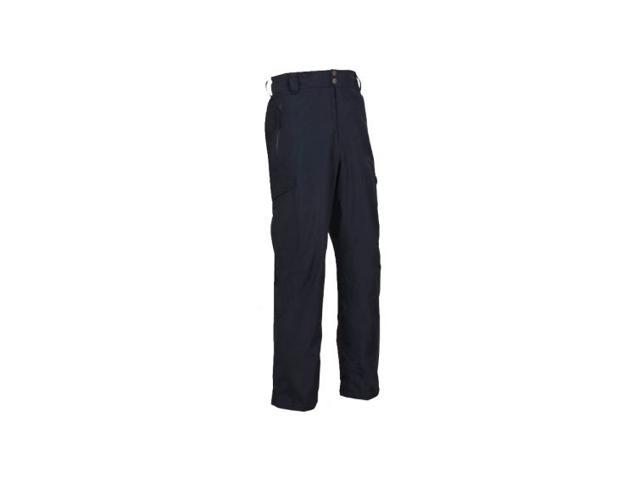 TruSpec 24-7 Weathershield Rain Pants, Large, Regular Length, Navy 1127005