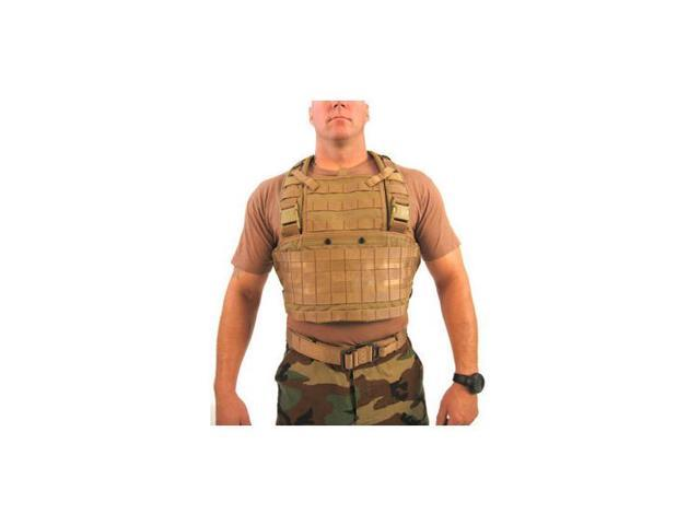 Blackhawk tactical strike commando recon chest harness coyote tan blackhawk tactical strike commando recon chest harness coyote tan standard fit 37cl01ct sciox Choice Image