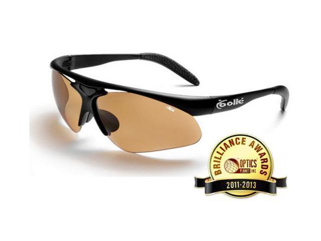 Bolle Vigilante Sunglasses, Matte Black Frame, G-Standard Plus Lens Set