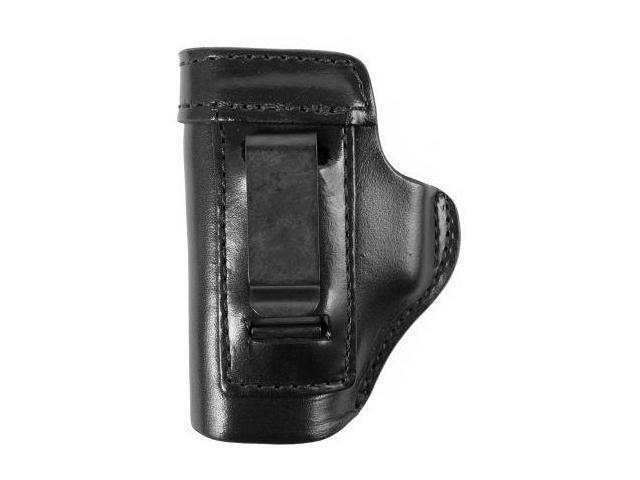 Gould & Goodrich Inside Trouser Holster, Black, Left Hand - For Glock 26/27/33