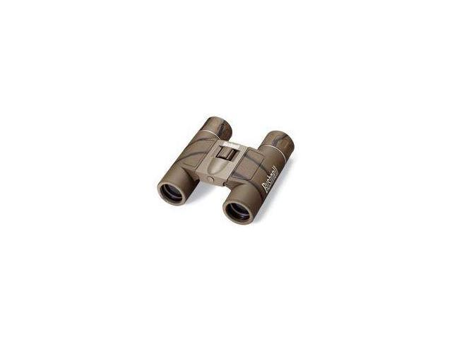 Bushnell Powerview 12x25 Roof Prism Camo Binoculars 131226c