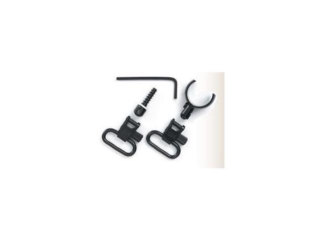 Uncle Mike's Magnum Band Shotgun Quick Detach Swivels, Loop Size .775-.825 - SG-