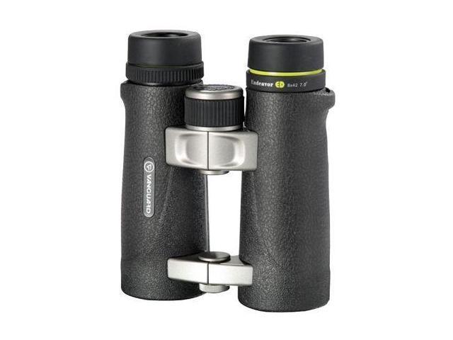 Vanguard Endeavor ED 8x42 Roof BaK4 Prism Waterproof Binocular, Black 339366