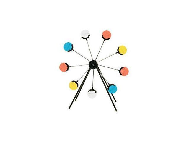 Champion Targets VisiChalk Target Wheel w/ Pack of 18 Colored Targets -