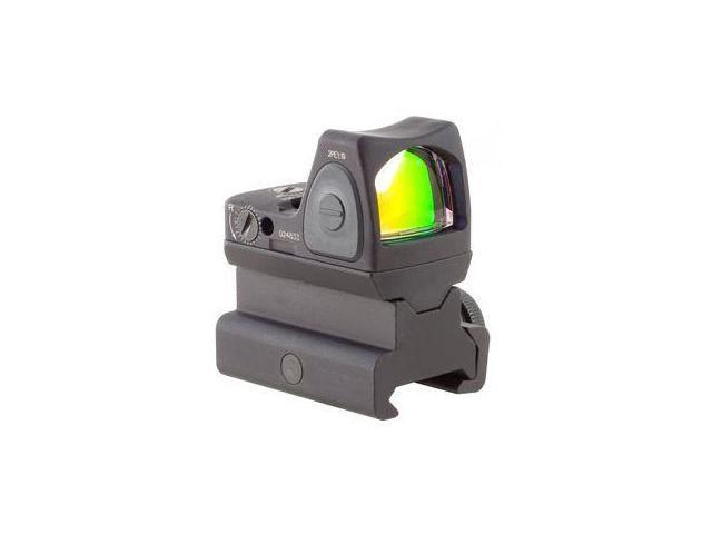 Trijicon RMR Sight Adjustable LED 3.25 MOA Red Dot Sight w/ RM34 Picatinny Rail