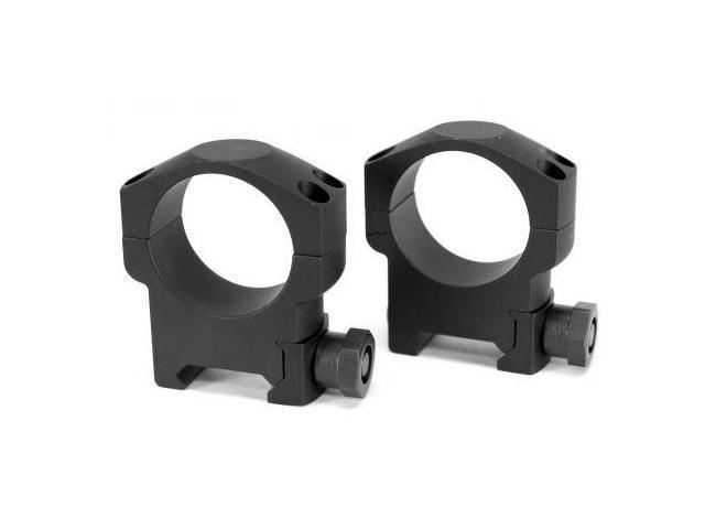 Leupold Mark 4 Riflescope Rings, 30mm Diameter, High, Matte Black, Steel