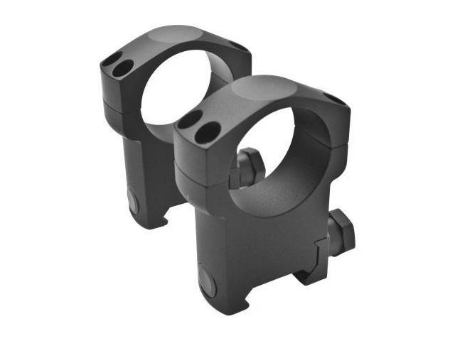 Leupold Mark 4 Riflescope Rings, 30mm Diameter, Super High, Matte Black, Aluminu