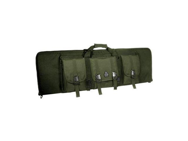 Leapers Combat Web 38in Gun Case, OD Green