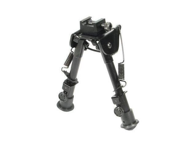 Leapers UTG Tactical OP Bipod w/ SWAT Combat Profile, Adjustable Height