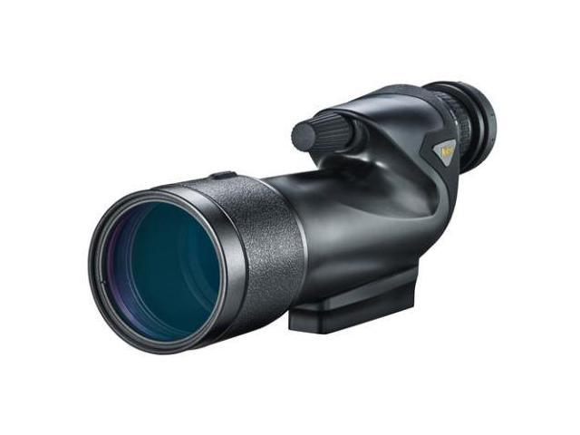 Nikon Prostaff 5 16-48x60mm Straight Waterproof Spotting Scope, Black