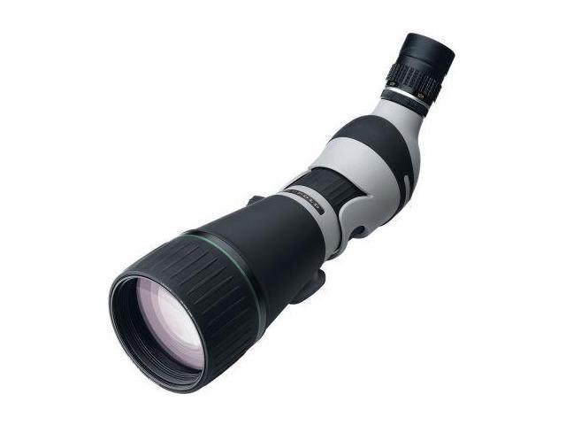 Leupold Kenai 30x, 25-60x80mm HD Spotting Scope Angled Gray/Black