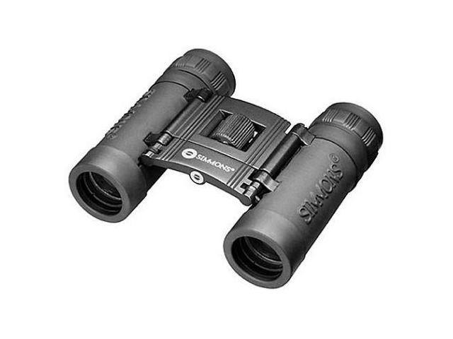 Simmons 8x21mm Pro Sport Roof Prism Compact Binoculars Black
