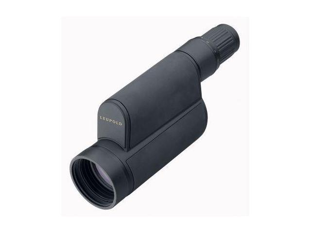Leupold Mark 4 12-40x60mm, Black Spotting Scope, Inverted H-32 Reticle
