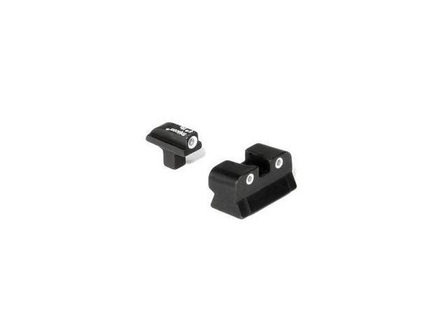 Trijicon Green Front & Green Rear Night Sight Set - Colt Officers