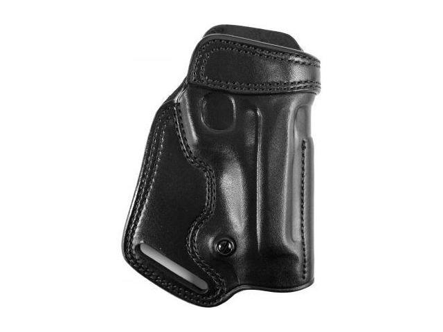 Galco Small Of Back Concealment Holster, Black, Right Hand - Beretta 92F/FS