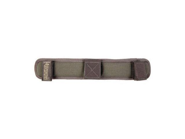 Maxpedition 1.5in Shoulder Pad - Foliage green