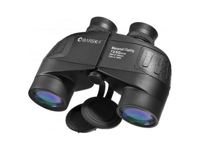 Barska 7x50 WP Battalion Binoculars w/ Internal Rangefinder AB11610