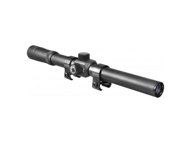 "4X15 RIM FIRE RIFLE SCOPE ,3/4"",30/30"