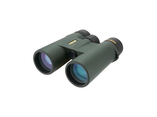 Carson 10x42 Roof BaK-4 Prism Waterproof Multicoated Binoculars, Green