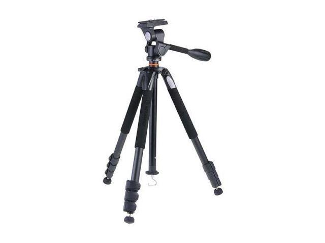 Vanguard Alta+ 264AO Aluminum Alloy Tripod, 70in Max Height