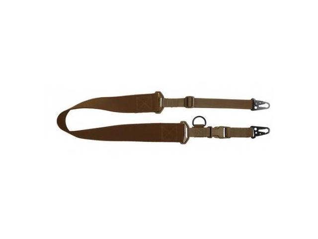 Red Rock Outdoor Gear C2 2-to-1 Point 2in. Tactical Sling, Coyote
