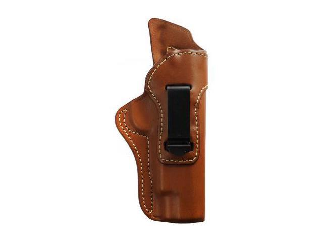 Blackhawk Inside Pants w/Clip Holster, Brown - 1911 Government, Right Hand
