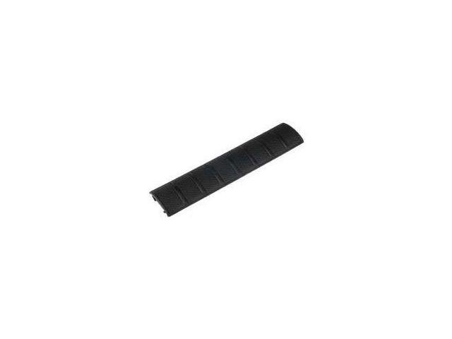 BlackHawk 71RC00BK Black Wire Loom Picatinny Low Profile Rail Cover 15 Slot