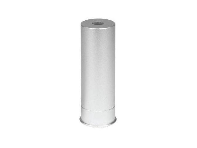 NcStar 12 Gauge Cartridge Red Laser Bore Sighter, Hard Anodized Aluminum - TLZ12